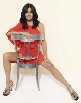Courtney Cox - The Cougar